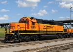 BNSF 1888 SD40-2 